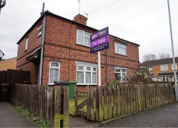 Thumbnail 3 bedroom semi-detached house for sale in Hardy Square, Wolverhampton