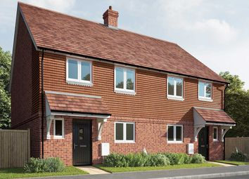 """Thumbnail 3 bed detached house for sale in """"The Elmslie"""" at Mill Road, Hailsham"""