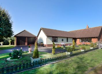 Thumbnail 4 bed detached bungalow for sale in Stradbroke, Eye