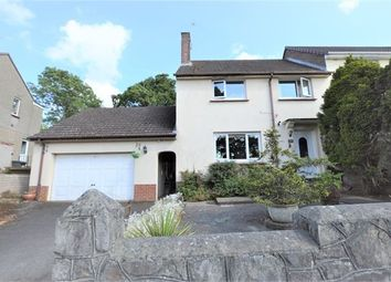 Thumbnail 3 bed end terrace house for sale in Oakland Road, Buckland, Newton Abbot, Devon.