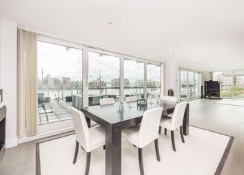 Thumbnail 3 bed flat for sale in Wapping High Street, London