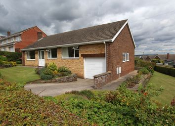 Thumbnail 4 bed detached bungalow for sale in Wrenpark Road, Wingerworth, Chesterfield