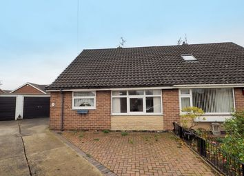 Thumbnail 3 bed semi-detached bungalow for sale in Hardwick View, Sutton-In-Ashfield