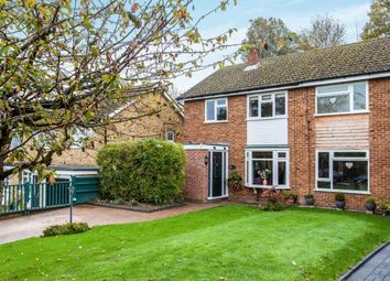 Thumbnail 3 bed semi-detached house for sale in Royal Avenue, Tonbridge, Kent