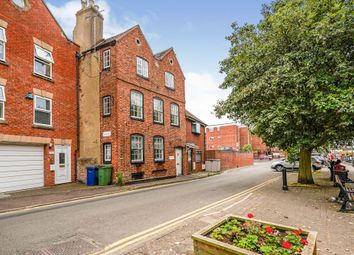 Thumbnail 4 bed terraced house for sale in Back Of Avon, Tewkesbury