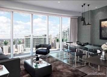 Thumbnail 1 bed flat to rent in Markham Heights, 5 Crossharbour, Canary Wharf, London