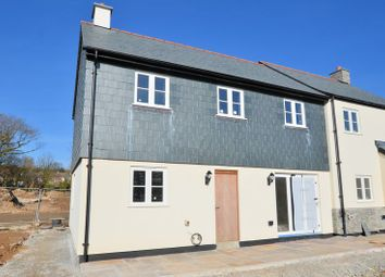 Thumbnail 3 bedroom semi-detached house for sale in South View, Mary Tavy, Tavistock