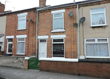 Thumbnail 2 bed terraced house to rent in Prospect Street, Alfreton, Derbyshire