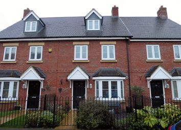 Thumbnail 4 bed terraced house for sale in Peacock Gardens, Bedford, Bedford