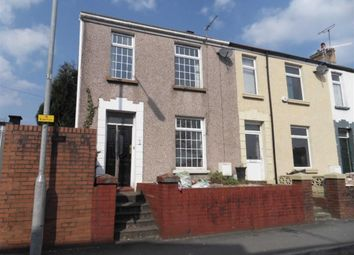 Thumbnail 2 bedroom end terrace house for sale in Vivian Road, Swansea