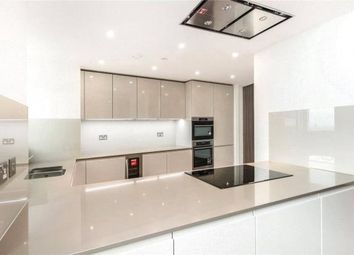 Thumbnail 3 bed flat to rent in Haydn Tower, 50 Wandsworth Road