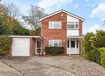 Thumbnail 3 bed detached house for sale in Farm Close, Purley On Thames, Reading