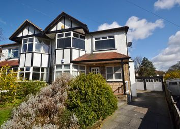 Thumbnail 2 bedroom flat to rent in Hollin Gardens, Far Headingley, Leeds