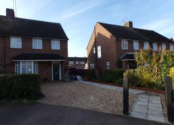 Thumbnail 3 bed semi-detached house for sale in Harpenden Close, Bedford, Bedfordshire