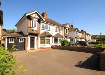 Thumbnail 3 bed semi-detached house for sale in Bromley Heath Road, Bromley Heath, Bristol