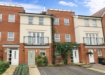 Thumbnail 3 bed terraced house for sale in Minchin Acres, Hedge End, Southampton
