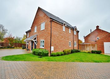 Thumbnail 1 bed flat for sale in Sycamore Way, Didcot
