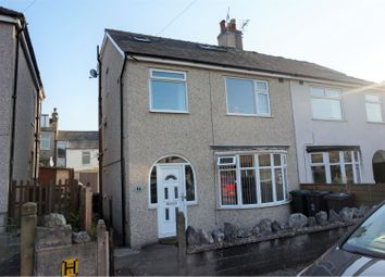 Thumbnail 5 bed semi-detached house for sale in Central Avenue, Lancaster