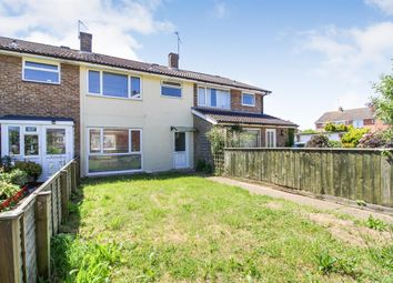 Thumbnail 3 bed terraced house to rent in Balliol Close, Woodbridge