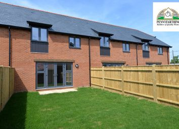 3 bed terraced house for sale in Greenwood Close, New Milton, Hampshire BH25