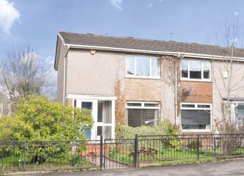Thumbnail 2 bedroom end terrace house for sale in Almond Road, Bearsden, East Dunbartonshire