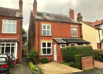 Thumbnail 2 bed semi-detached house for sale in Knowsley Road, Macclesfield