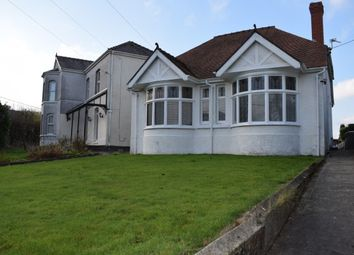 Thumbnail 3 bed detached bungalow to rent in Brynlloi Road, Glanamman, Ammanford