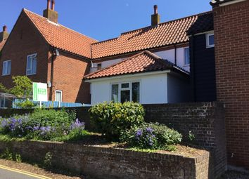 Thumbnail 3 bed link-detached house for sale in Chandlers Close, Wymondham