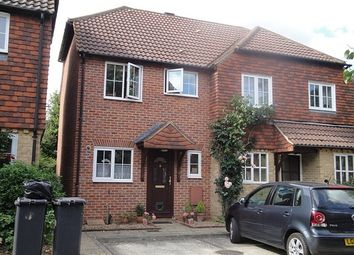 Thumbnail 2 bed property to rent in Walnut Tree Gardens, Godalming