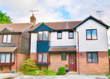 Thumbnail 3 bed detached house for sale in Girton Court, Cheshunt, Waltham Cross