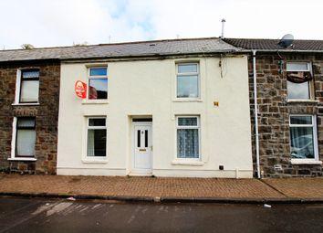Thumbnail 2 bed terraced house for sale in Rowland Terrace, Nantymoel, Bridgend