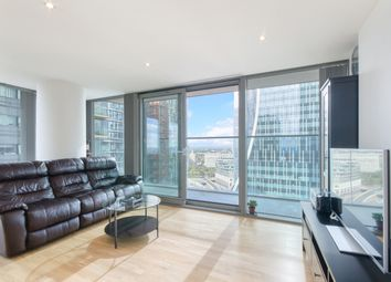 Thumbnail 2 bed flat to rent in East Tower, The Landmark, Canary Wharf