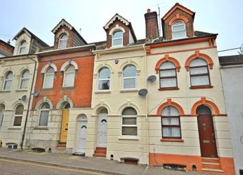 Thumbnail 2 bed flat for sale in 38A Cardigan Street, Luton, Bedfordshire
