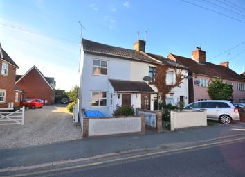 Thumbnail 2 bed semi-detached house to rent in The Cross, Wivenhoe, Colchester