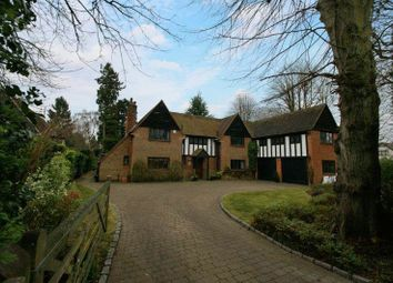 Thumbnail 5 bed detached house to rent in Gregories Road, Beaconsfield