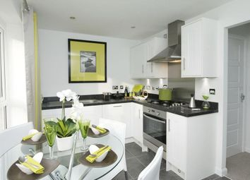 "Thumbnail 2 bed end terrace house for sale in ""Kenley"" at St. Georges Way, Newport"