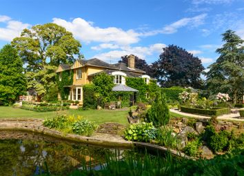 Thumbnail 6 bed country house for sale in Cobbs Hall Road, Great Saxham, Bury St. Edmunds