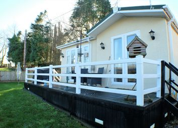 Thumbnail 1 bed mobile/park home for sale in Parkmill, Swansea
