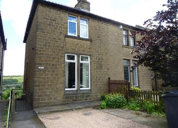 Thumbnail 2 bed semi-detached house for sale in Scar Lane, Golcar, Huddersfield
