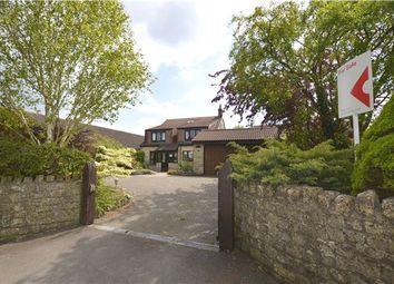 Thumbnail 4 bed detached house for sale in North Road, Timsbury, Bath, Somerset