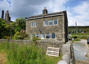 Thumbnail 2 bed cottage to rent in Old Town Mill Lane, Old Town, Hebden Bridge