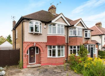 Thumbnail 3 bedroom semi-detached house for sale in Epsom, Surrey, England