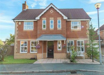Thumbnail 4 bed detached house for sale in Casterton Way, Worsley, Manchester