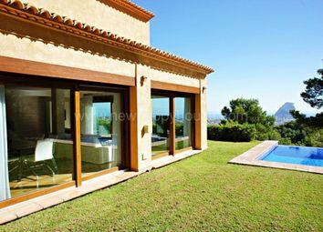 Thumbnail 3 bed villa for sale in Costa, Benissa, Alicante, Valencia, Spain