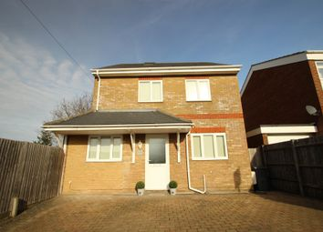 Thumbnail 4 bedroom detached house to rent in Windsor Drive, Chelsfield