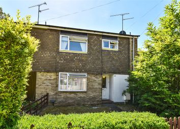 Thumbnail 3 bed terraced house for sale in Hearsey Gardens, Blackwater, Camberley, Hampshire