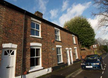 Thumbnail 2 bedroom terraced house to rent in Lymbourn Road, Havant