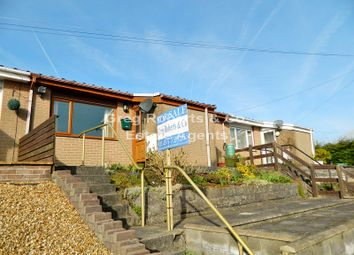 Thumbnail 2 bed bungalow for sale in Cefn Glas, Tredegar, Blaenau Gwent.