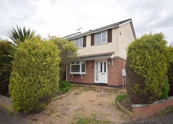 Thumbnail 3 bed detached house for sale in Peacroft Lane, Hilton, Derby