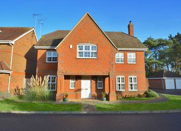 Thumbnail 5 bed detached house to rent in Night Owls, Newbury, Berkshire